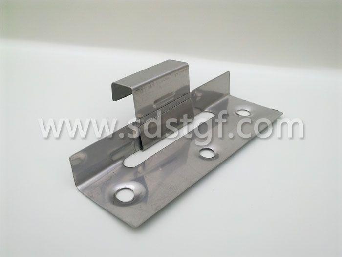 不锈钢滑动扣件