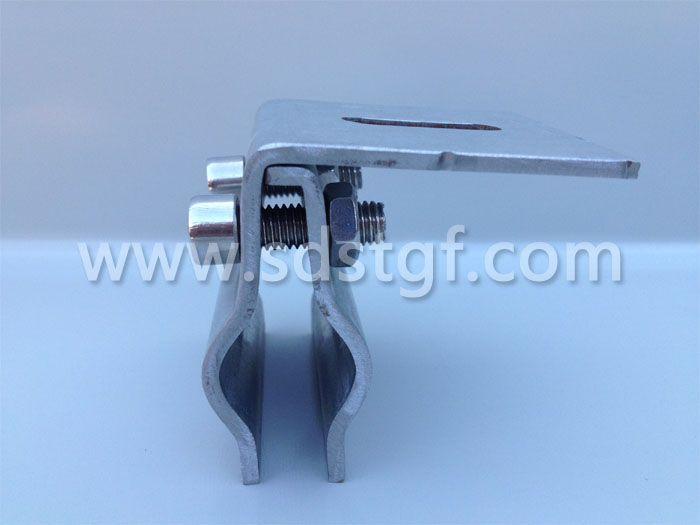 直立锁边屋面夹具适用于65直立锁边屋面编号A-005